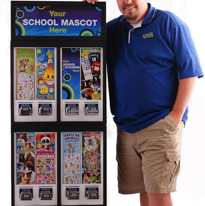 WHR #27 : Matt Miller – School Spirit Vending