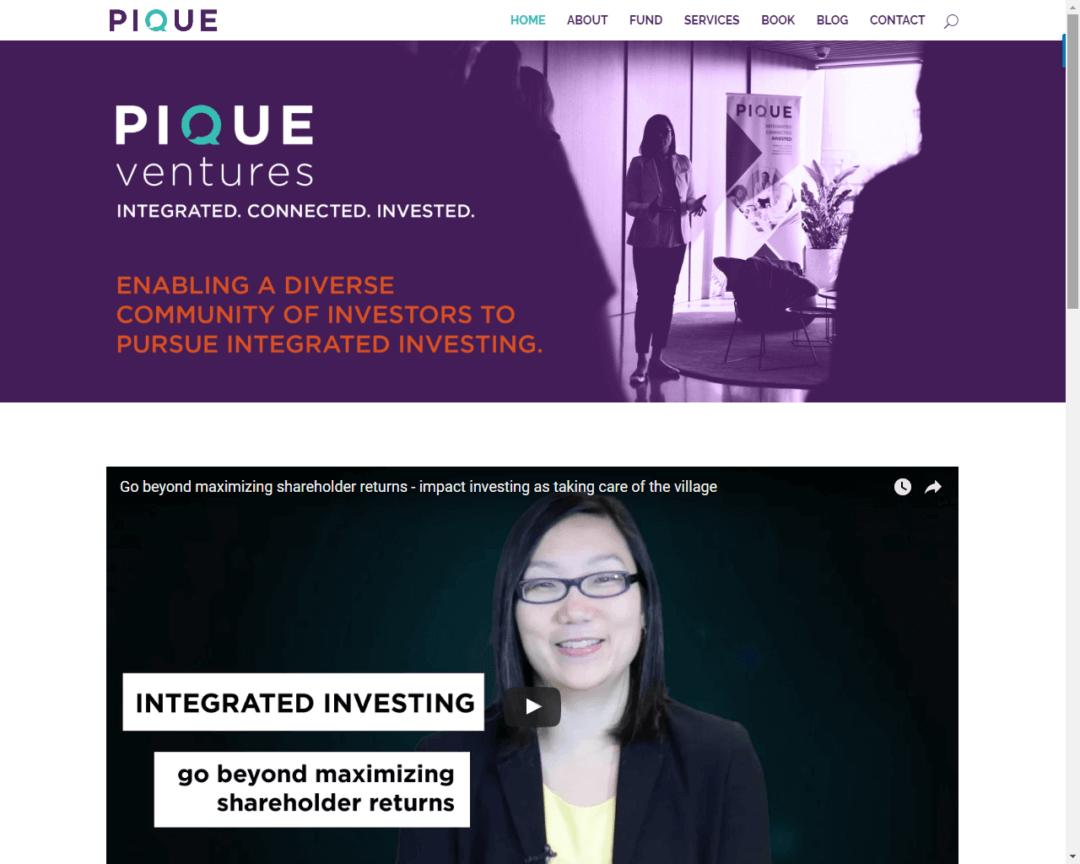 Pique Ventures