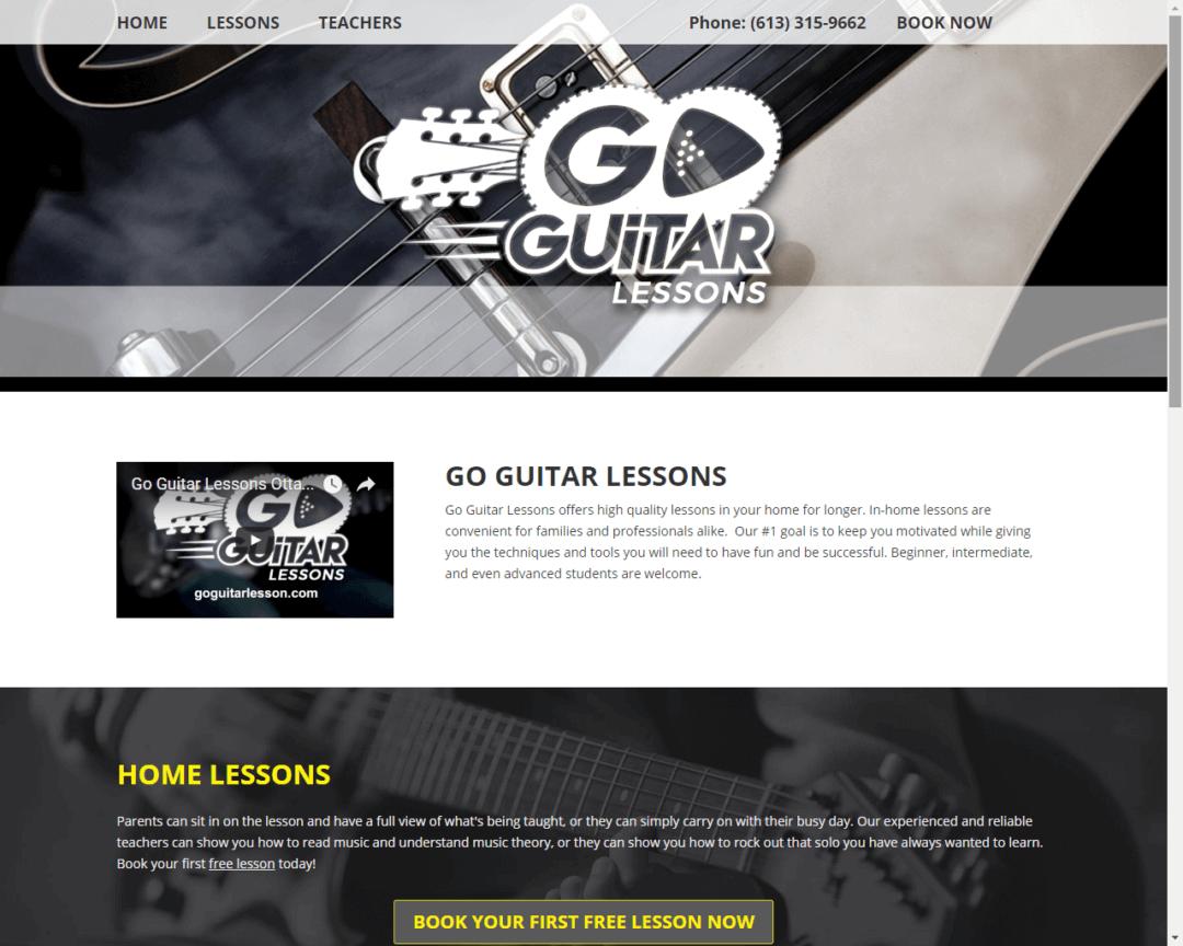 Go Guitar