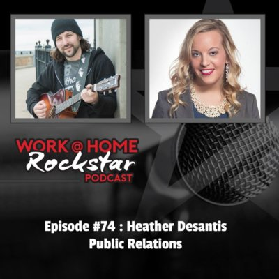WHR #74 : Heather DeSantis – Public Relations
