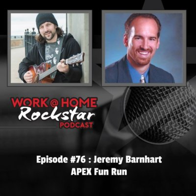 WHR #76 : Jeremy Barnhart – Apex Fun Run