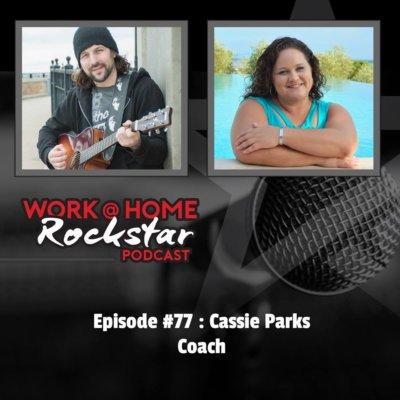 WHR #77 : Cassie Parks – Coach