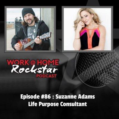 WHR #86 : Suzanne Adams – Life Purpose Consultant