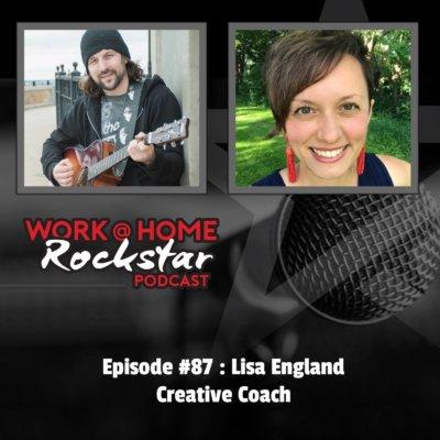 WHR #87 : Lisa England – Creative Coach
