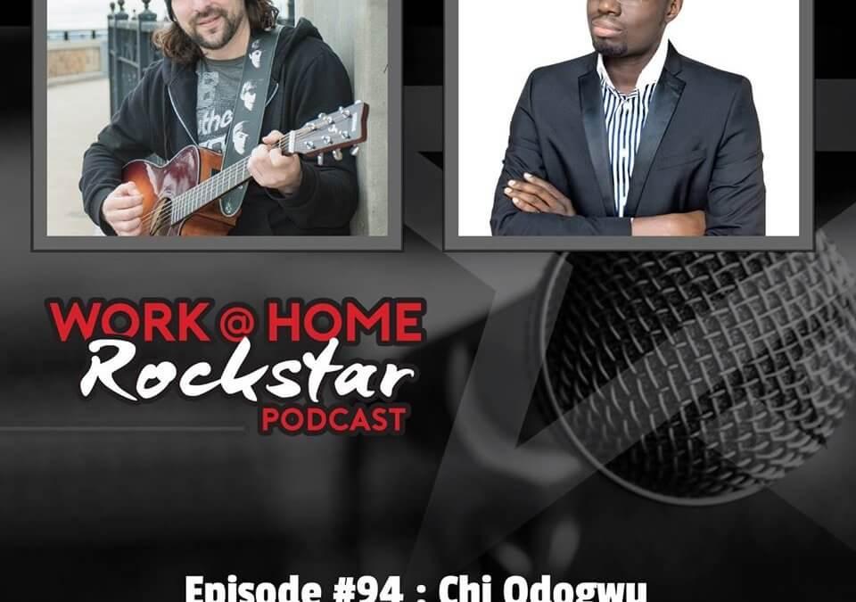 WHR #94 : Chi Odogwu