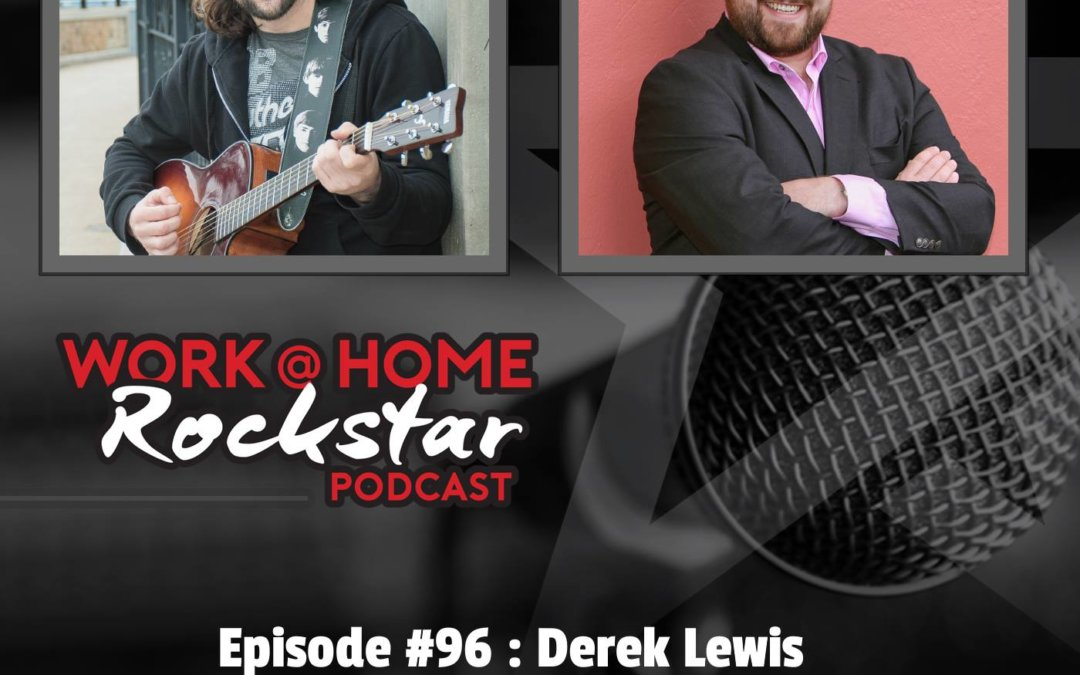 WHR #96 : Derek Lewis – Business Ghost Writer