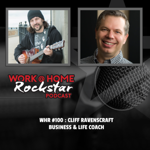 WHR #100 : Cliff Ravenscraft – Business & Life Coach