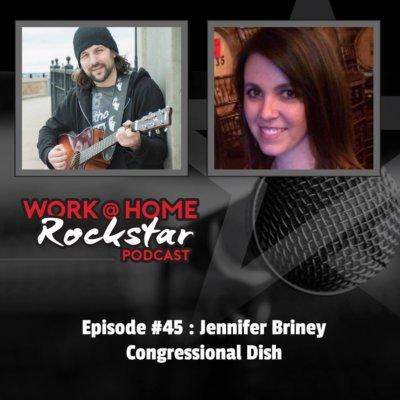 WHR #45 : Jennifer Briney – Congressional Dish