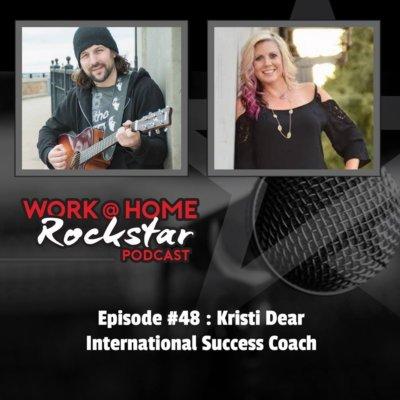 WHR #48 : Kristi Dear – International Success Coach