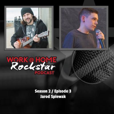 Episode 3 : Jarod Spiewak